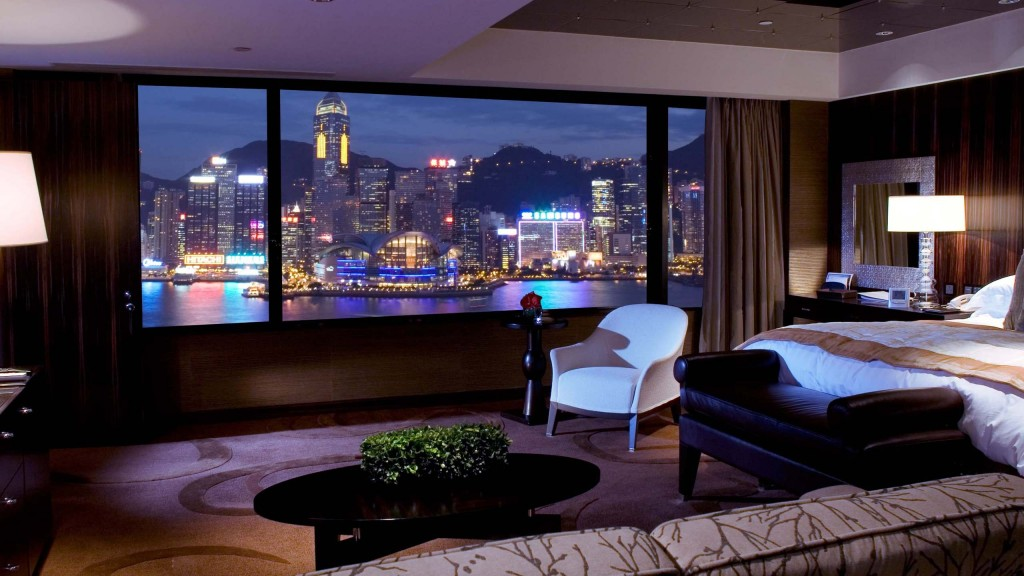 Intercontinental, Kowloon, Hong Kong2