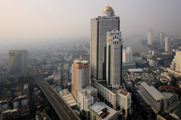 LEBUA AT STATE TOWER, BANGKOK, THAILAND