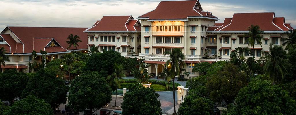 PHNOM PENH RAFFLES HOTEL LE ROYAL, CAMBODIA