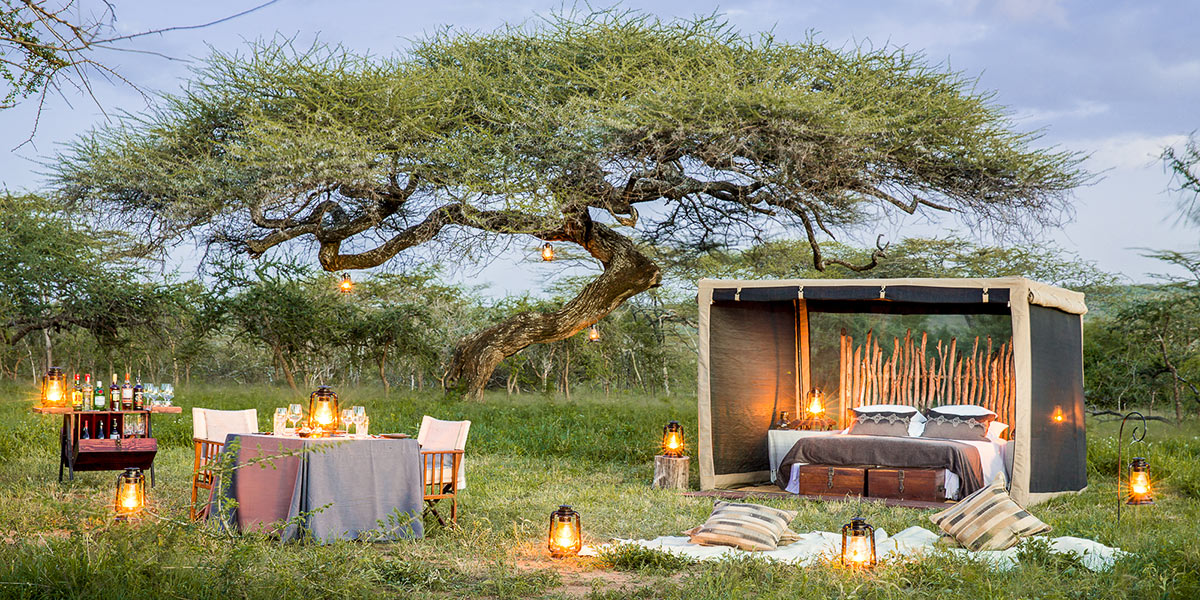 Luxury Africa Destination