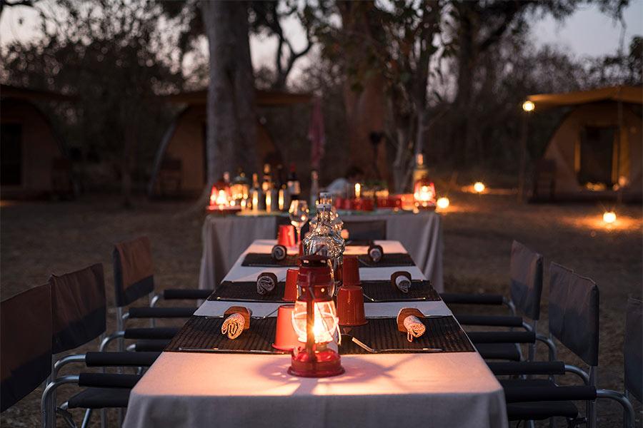 Luxury Dining Africa