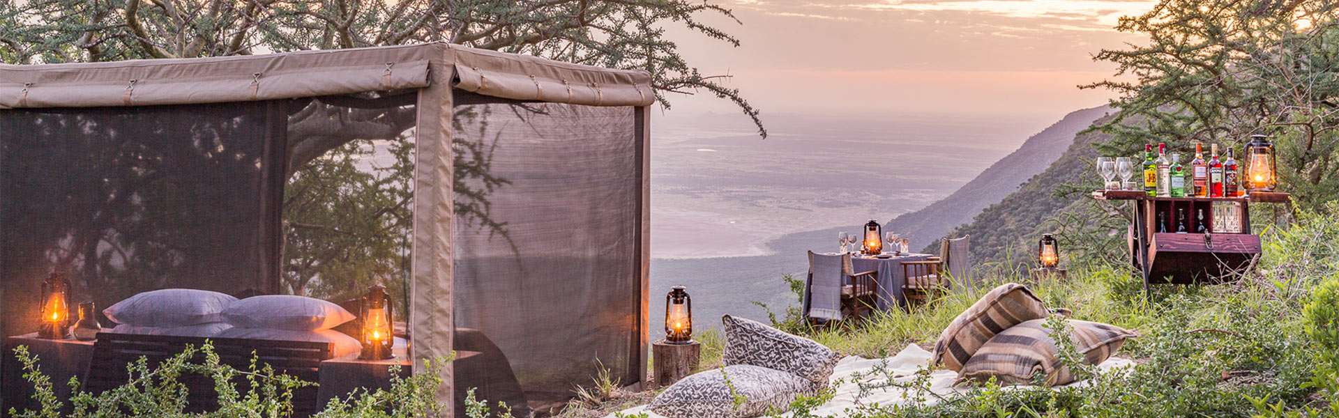 Tanzania Luxury Accommodation