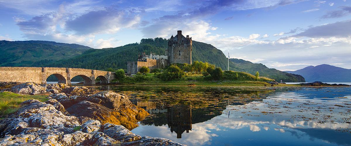 Eilean Donan Castle Isle of Skye