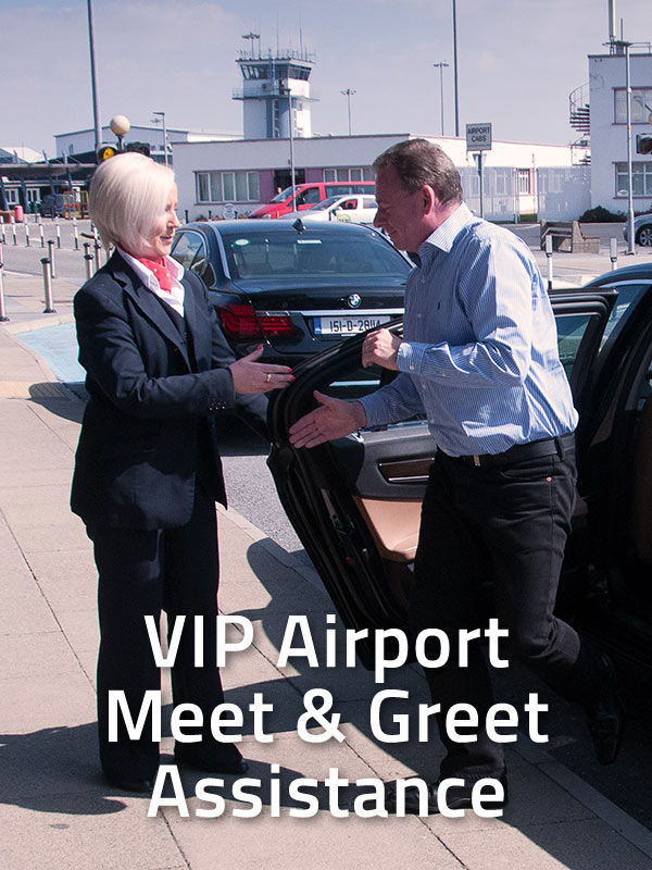 Emerald VIP Airport Meet and Greet Assistance