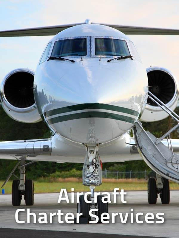 By Appointment DMC Aircraft Charter Services